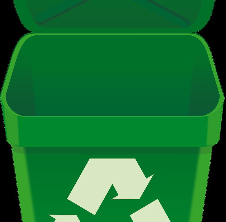 Een betere wereld begint met recycle